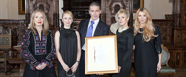 SLA Paris România – Furnizor al Casei Regale a României